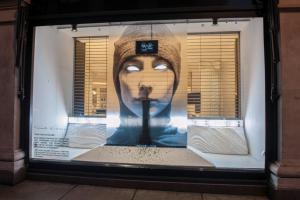 08_The World of Rick Owens at Selfridges - Orchard Street windows