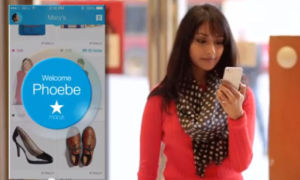 Macys Welcome Phoebe beacon app