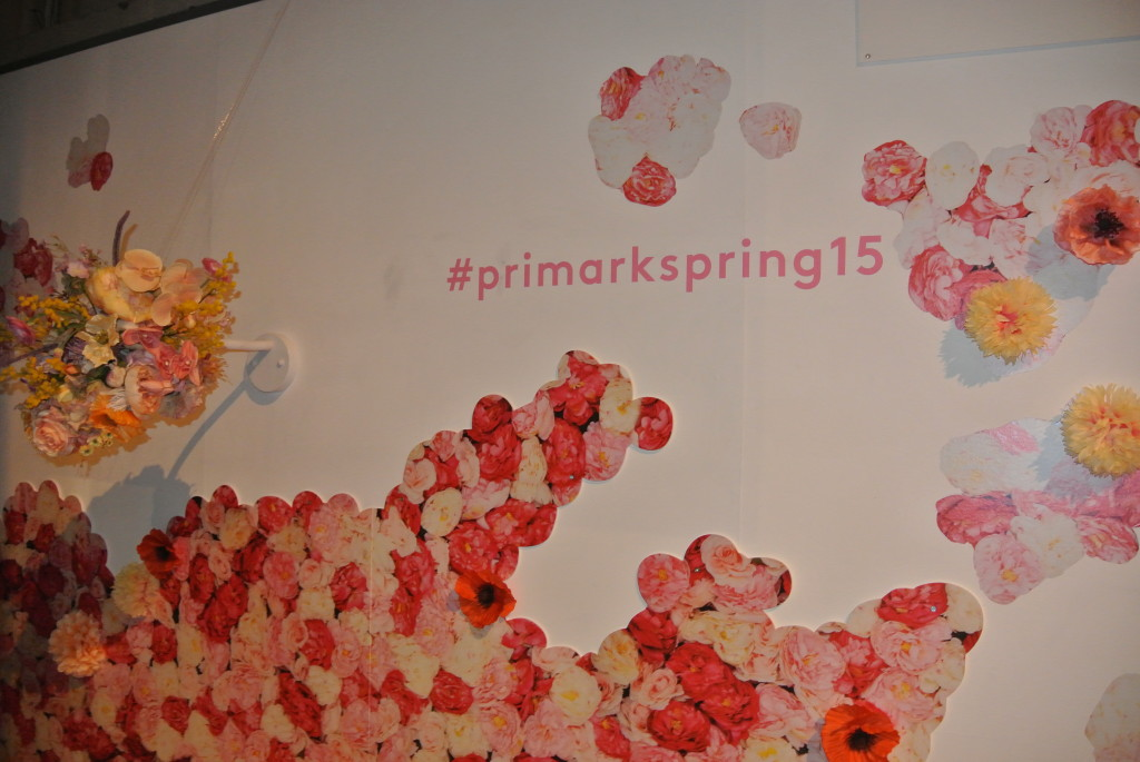 Primark SS15 press day