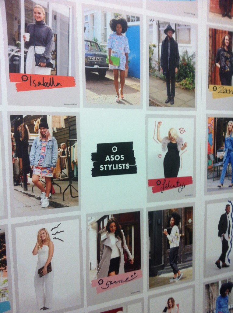 Meet your stylist online - ASOS personal shoppers are on Instagram or YouTube