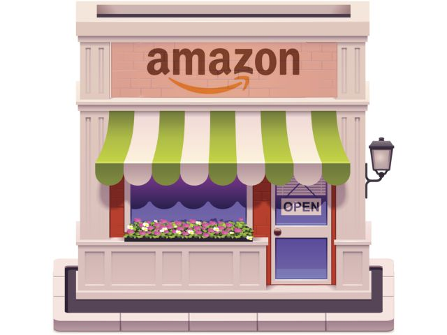 Amazon's physical store blueprint
