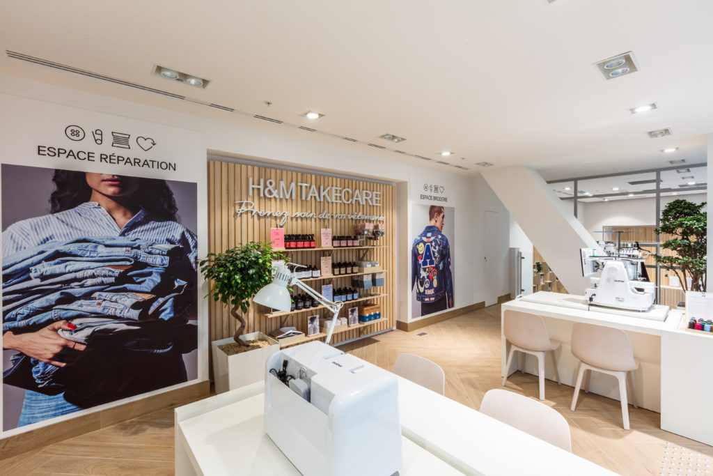 b787645c00 ... new concept department-store style flagship on Rue la Fayette in Paris,  in the same area as Paris luxury destinations Galeries Lafayette and  Printemps.